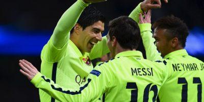 Estas anotaciones tienen mucha responsabilidad en que el Barcelona sea líder de la Liga en España, semifinalista de la Champions League y finalista de la Copa del Rey. Foto:Getty Images