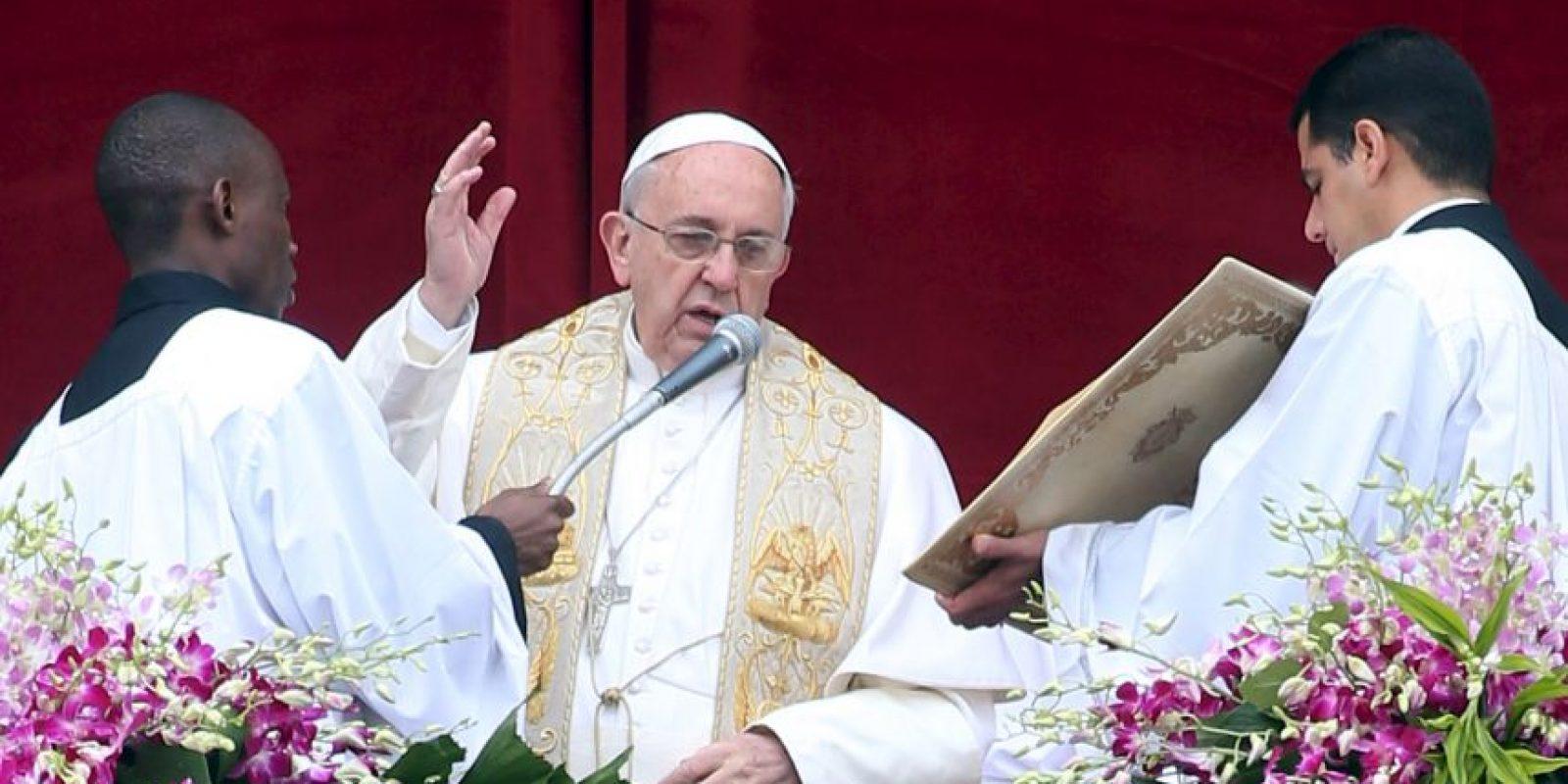 """8. """"Matar en nombre de Dios es una aberración"""" Foto:Getty Images"""