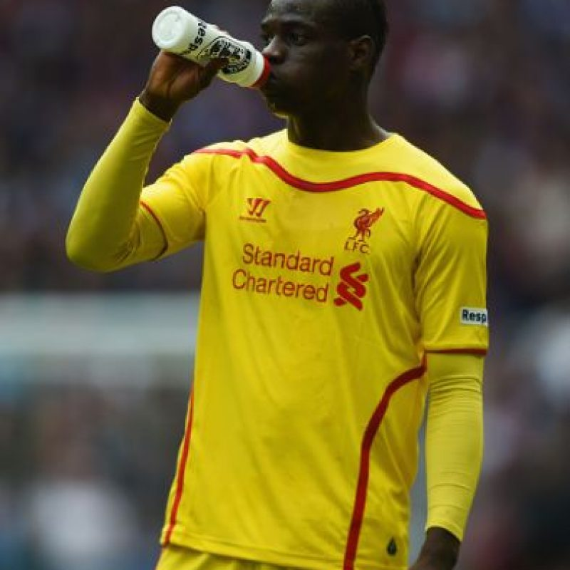 Y Mario Balotelli, ni se diga. Foto: Getty Images