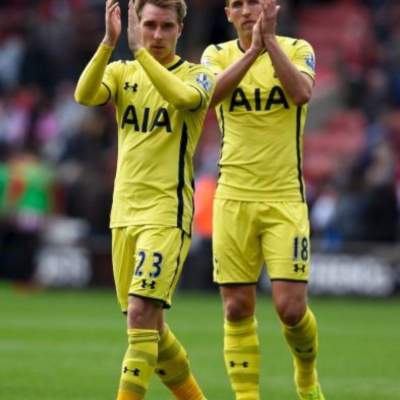 Juntos han marcado 55 goles. Foto:Getty Images