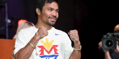 Su victoria se paga a 1.44 y la de Pacquiao en 3 a 1. Foto:Getty Images