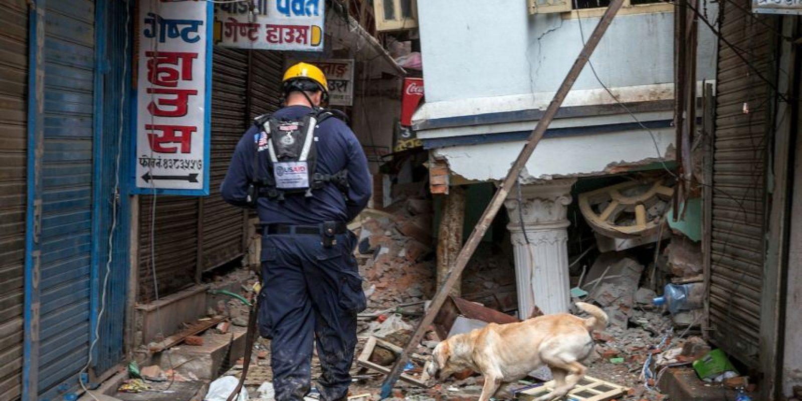 """4. El portal estadounidense """"CNN"""" detalló que en el terremoto de Haití una persona logró sobrevivir 27 días bajo los escombros. Foto:Getty Images"""