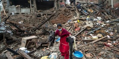1. Diversas personas han sido rescatadas con vida tras el sismo y días bajo los escombros. Foto:Getty Images
