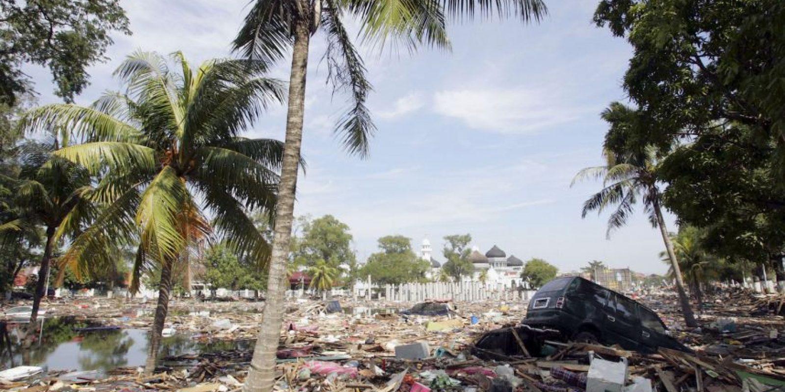 Sucedió en Indonesia, en la isla de Sumatra Foto:Getty Images