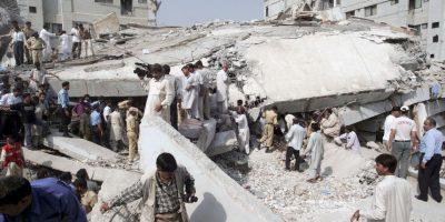 Una mujer fue encontrada con vida dos meses después del sismo. Foto:Getty Images