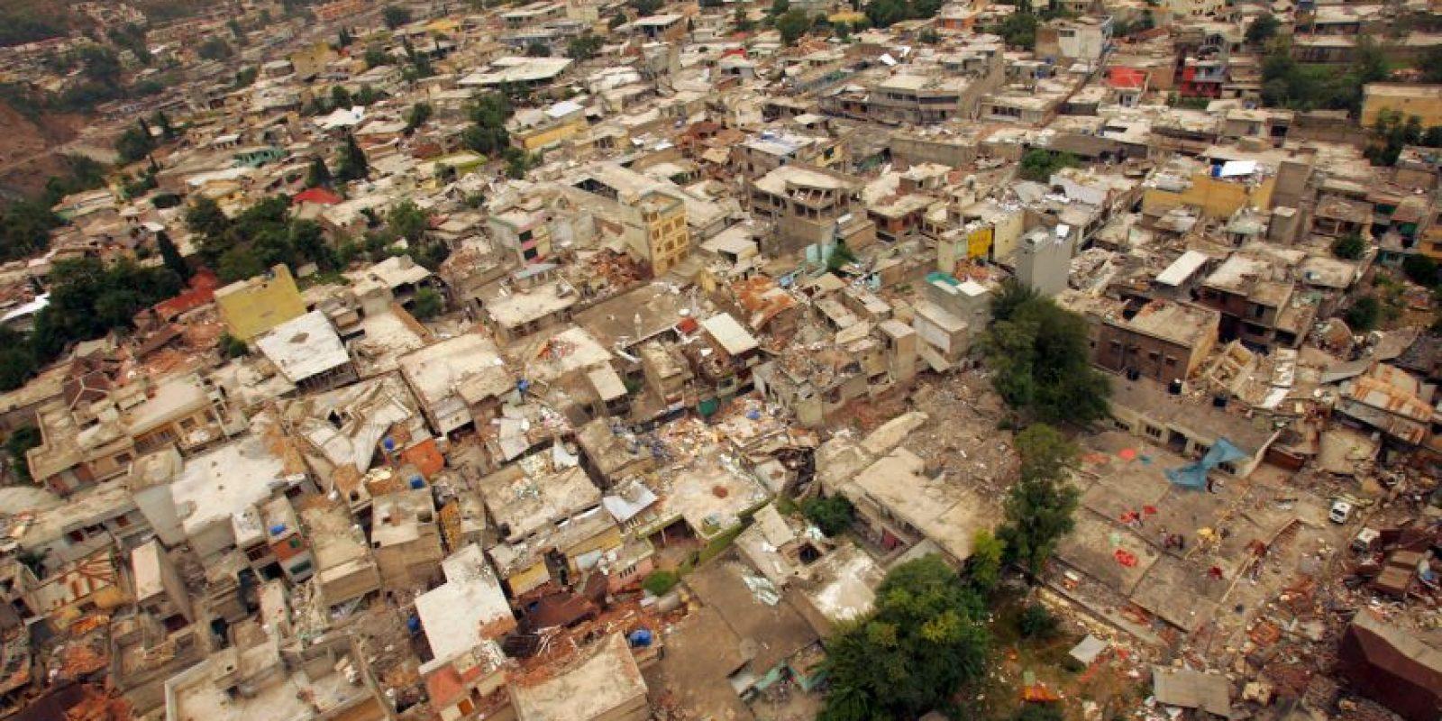 La mujer de 40 años de edad sobrevivió 64 días comiendo alimentos podridos y tomando agua de lluvia Foto:Getty Images