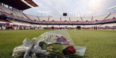 En el nosocomio el futbolista sufrió varios ataques más los cuales derivaron en un fallo multiorgánico que terminó con su vida el 28 de agosto. Foto:Getty Images