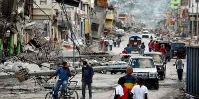 4. Haití, 2010. Magnitud 7.0. Fallecieron 316 mil personas Foto:Getty Images