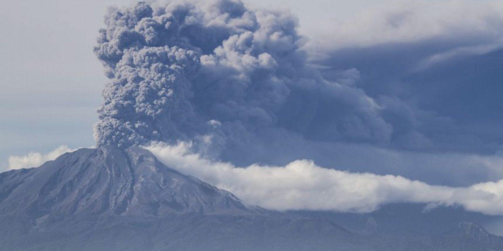 Volcán peruano. Imagen Por: Imagen de referencia Foto:AP