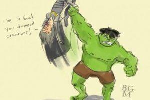 """La suerte de """"Loki"""". Foto:vía QuickMeme"""