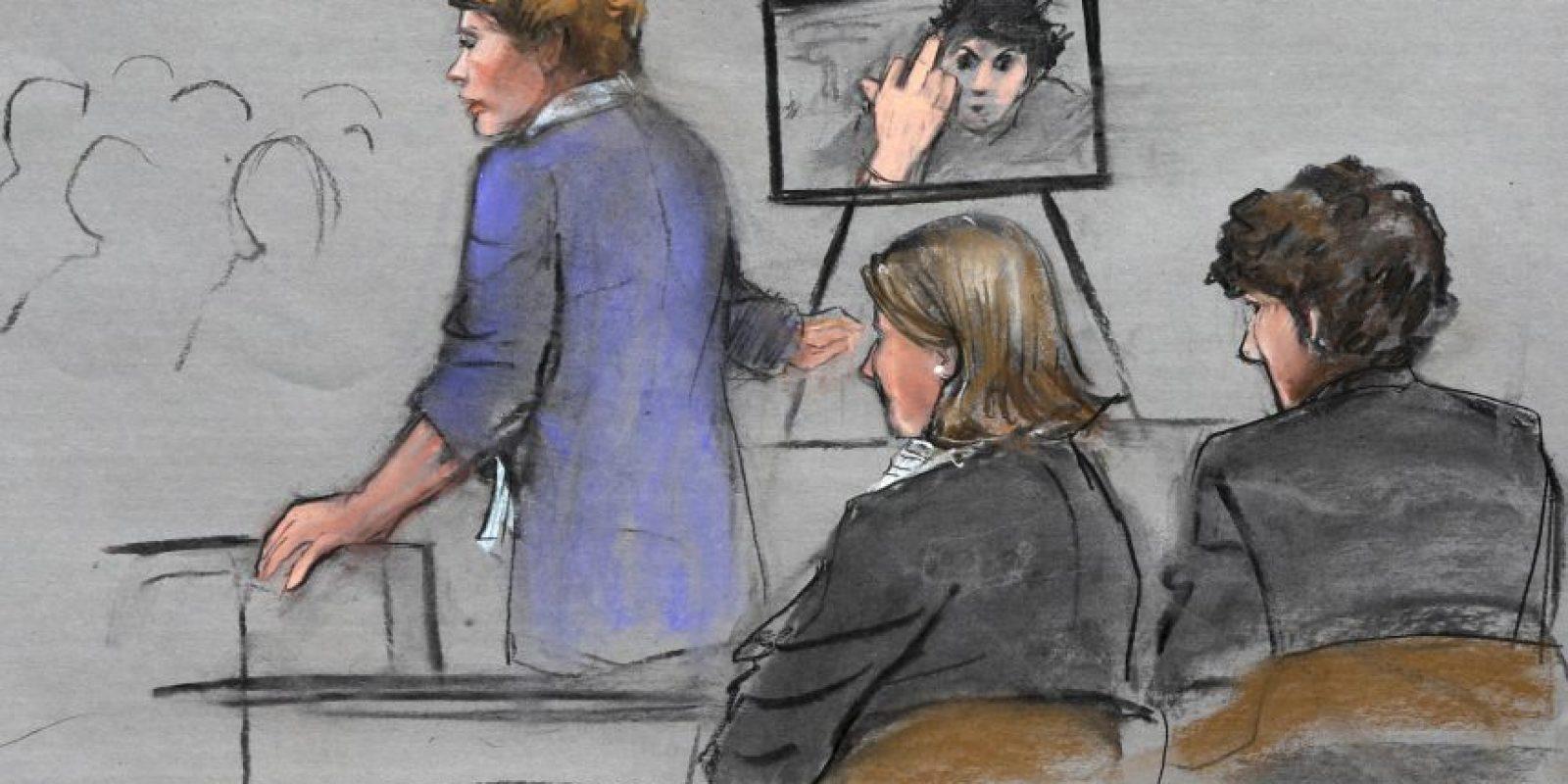 Diferentes imágenes han sido reveladas sobre los hermanos Tsarnaev Foto:AP