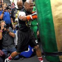 """6. """"No estoy en este deporte para recibir castigo"""" Foto:Getty Images"""
