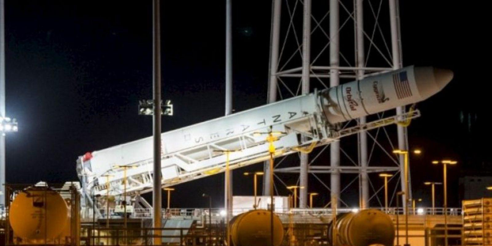 """La misión de Antares era llevar suministros a la Estación Espacial Internacional. Hasta el momento no se reporta la pérdida de vidas humanas, sin embargo: """"Hubo un daño importante de la infraestructura"""". Foto:AFP"""