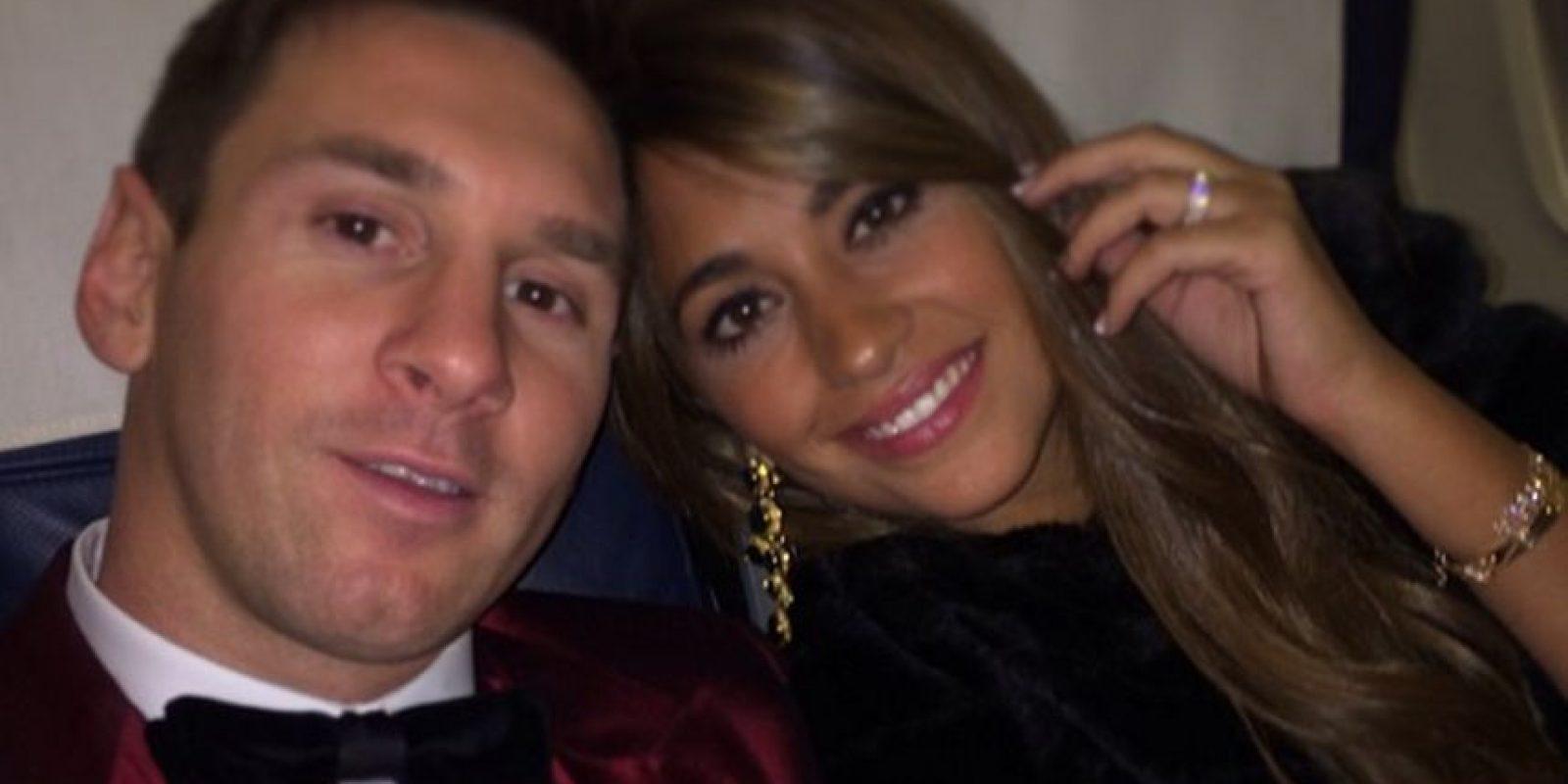 Los mejores momentos familiares que Messi comparte en sus redes sociales Foto:Vía instagram/leomessi