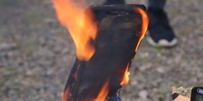 El fuego es imparable. Foto:EverythingApplePro