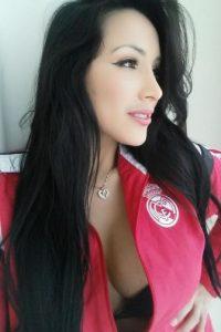 Jeinny Lizarazo Foto:twitter.com/Jeinnylizarazo