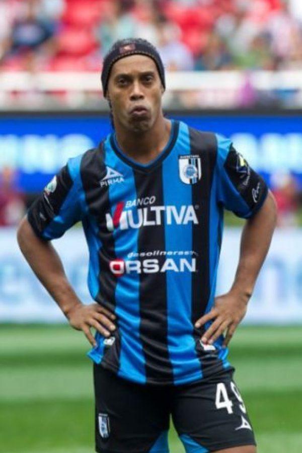 Foto:Facebook: Ronaldinho Gaúcho
