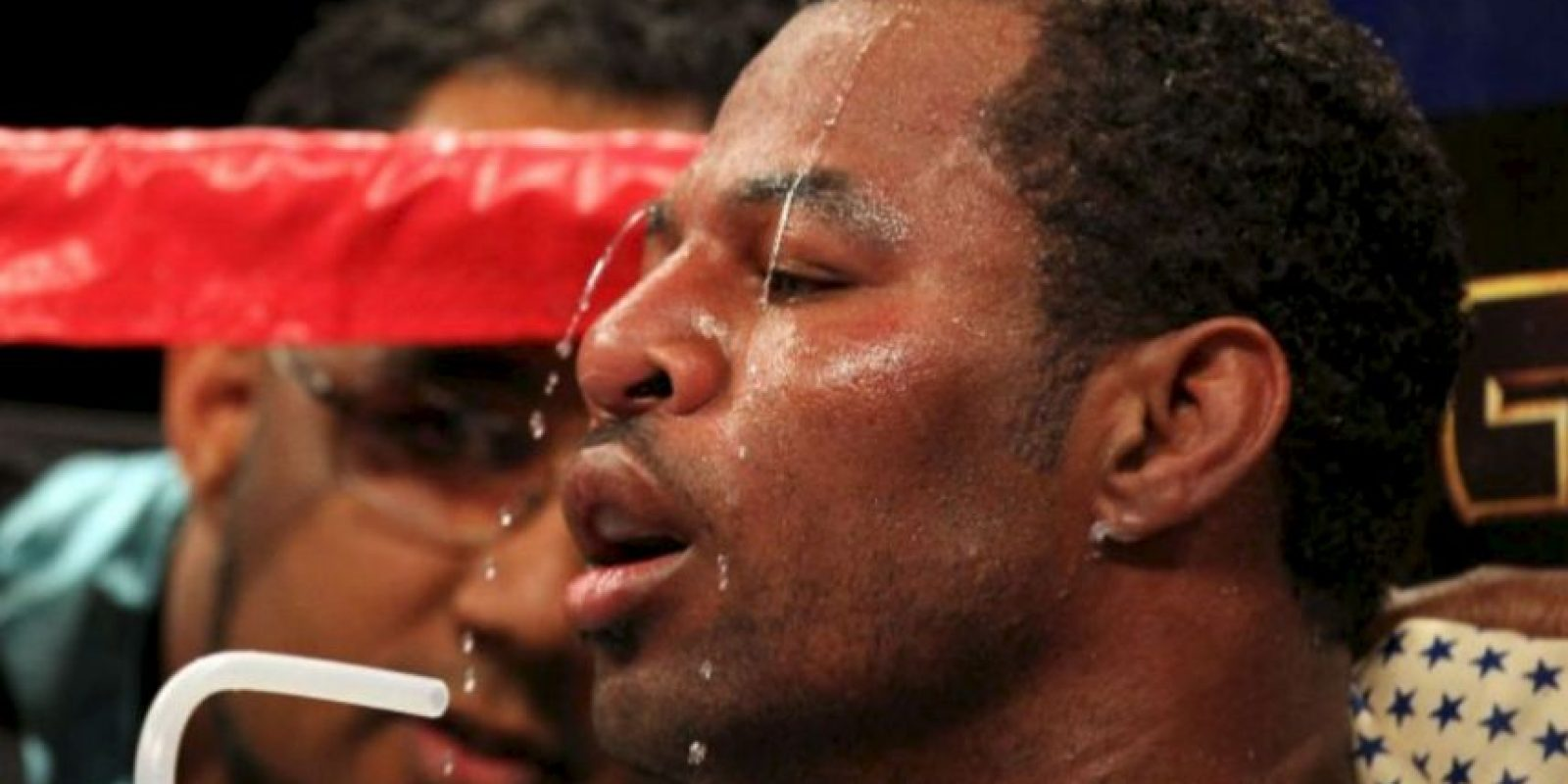 Floyd ganó por decisión unanime en 2010 Foto:Getty Images