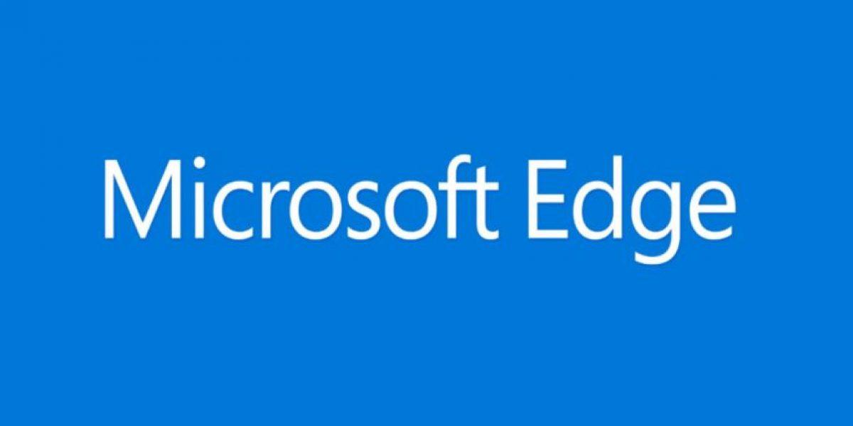 Microsoft Edge, el navegador que reemplazará a Internet Explorer