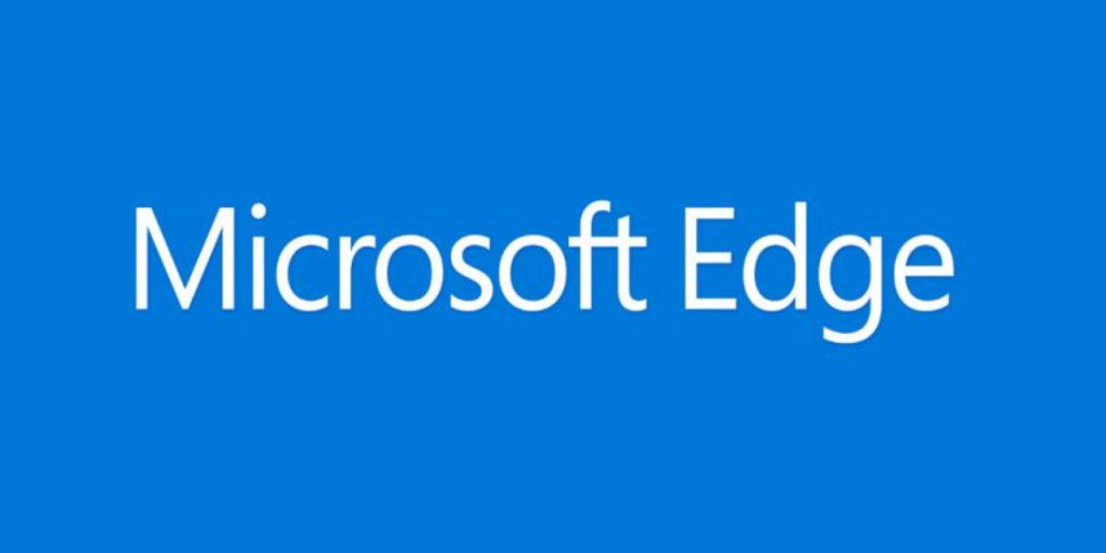Windows presentó su nuevo navegador Edge con un video promocional Foto:Microsoft Windows