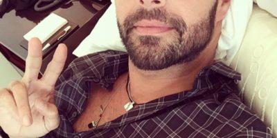 """El boricua actualmente se encuentra promocionando su más reciente material: """"A quién quiera escuchar"""" Foto:Instagram/RickyMartin"""