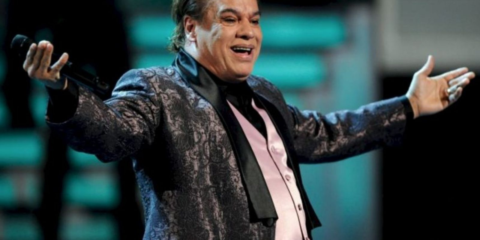 Juan Gabriel Foto: Getty Images