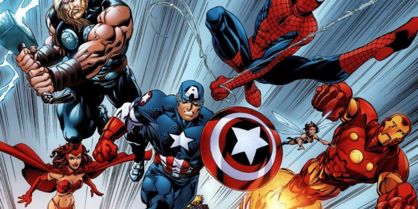 """Hay una antítesis de Los Vengadores llamada """"Los Vengadores Oscuros"""", que fue creada por Norman Osborn, quien queda como """"salvador"""" de la Tierra. Cada villano de Marvel pasa a ocupar el lugar de un Vengador anterior. Por ejemplo, Bullseye, el enemigo de Daredevil, tomó el lugar de Ojo de Halcón y Venom el de Spiderman. Foto:vía Marvel"""