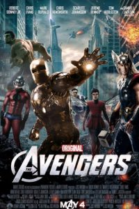 """Hablando de televisión y cine, hubo una película de """"Los Vengadores"""" en los años 80 y una serie de 2000 que no respetó en nada la trama de los cómics y que por eso duró una sola temporada. Foto:vía Marvel"""