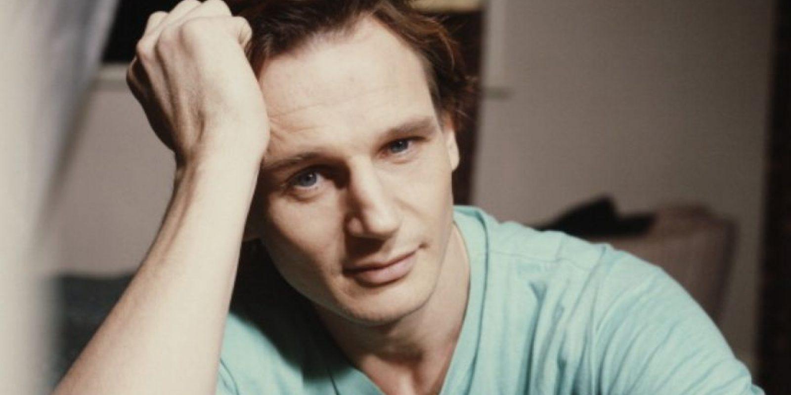 El Liam Neeson de esa época cumplía con todos los requisitos. Foto:vía Getty Images