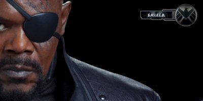 """Para """"Nick Fury"""" se necesita un actor que imponga personalidad. Foto:vía Marvel"""