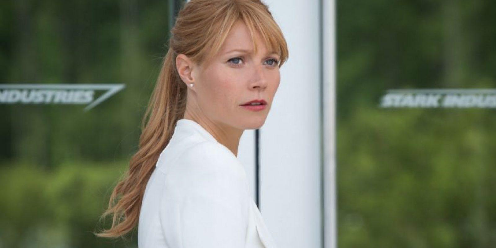 """Para """"Pepper Potts"""", novia de """"Tony Stark"""", se necesita una bella actriz que parezca la """"novia de América"""". Foto:vía Marvel"""
