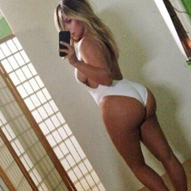 Es indudable que desde la adolescencia, Kim Kardashian ha pasado por el bisturí y la maternidad afectó su cuerpo. Aquí pueden ver su evolución. Foto:vía Instagram
