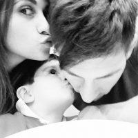 En el 2000 se separaron, cuando Leo fue contratado por el Barcelona y se mudó con toda su familia dejando a Antonella en Rosario. Foto:Vía instagram.com/antorocuzzo88