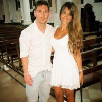 El 2 de noviembre de 2012 llegó al mundo Thiago, el hijo de ambos. Foto:Vía instagram.com/antorocuzzo88