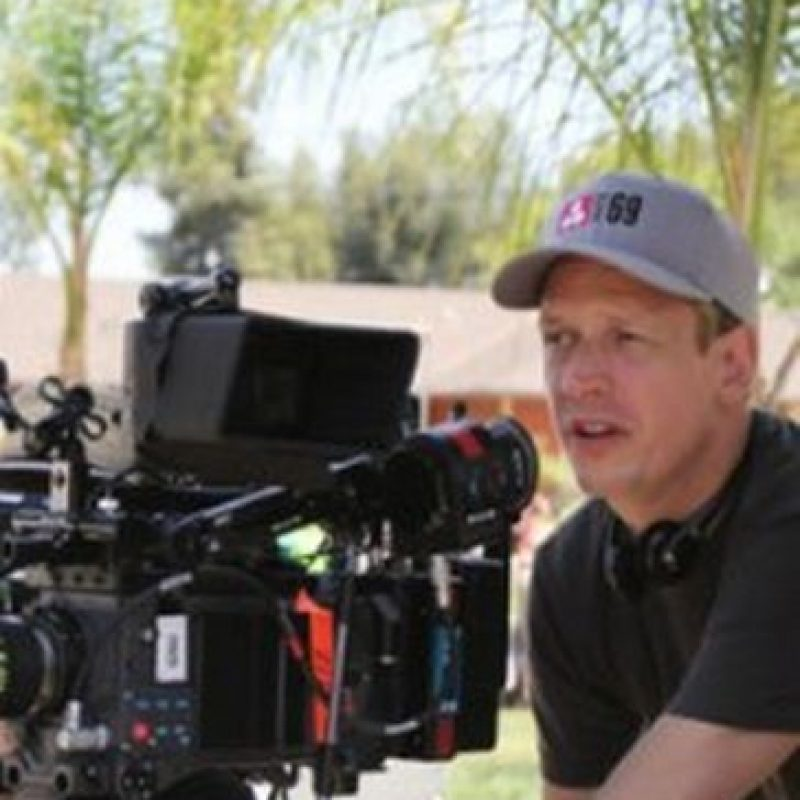 Es productor y director Foto:Vía instagram.com/johnasherfilms/