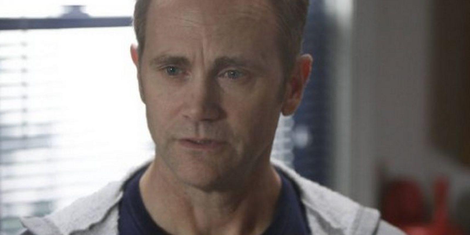 """""""Chett Donnelly"""", interpretado por Lee Tergesen Foto:Vía imdb.com"""