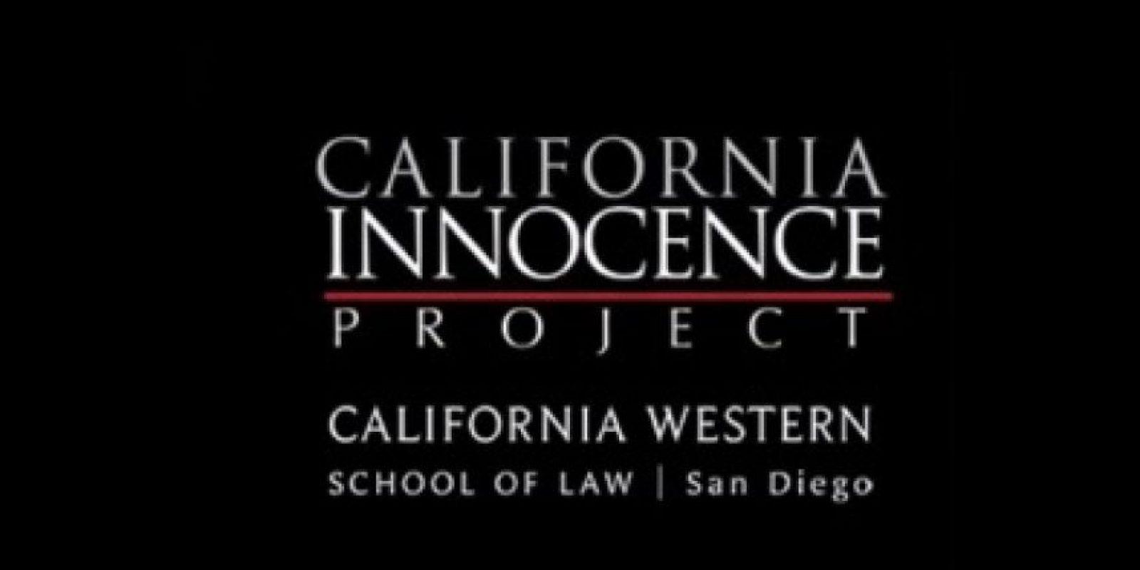Foto:Vía Youtube/California Innocence Project