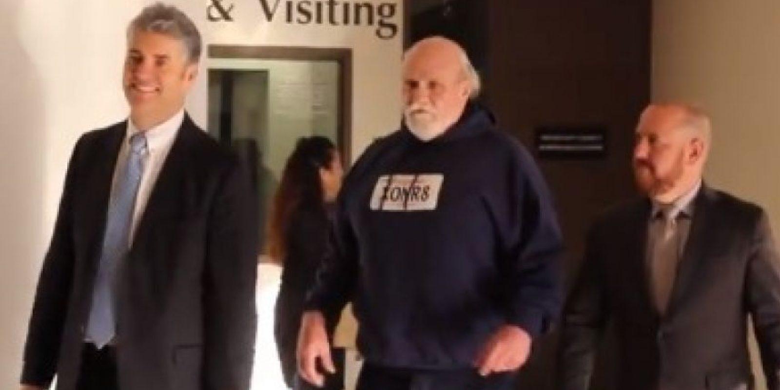 Pasó casi 37 años dentro del recinto penintenciario Foto:Vía Youtube/California Innocence Project