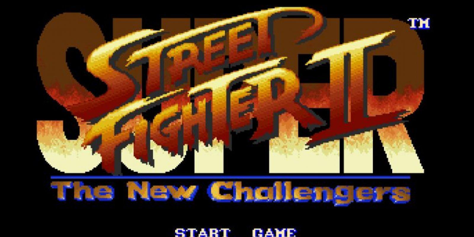 Street Fighter II Foto:Capcom Co., Ltd.