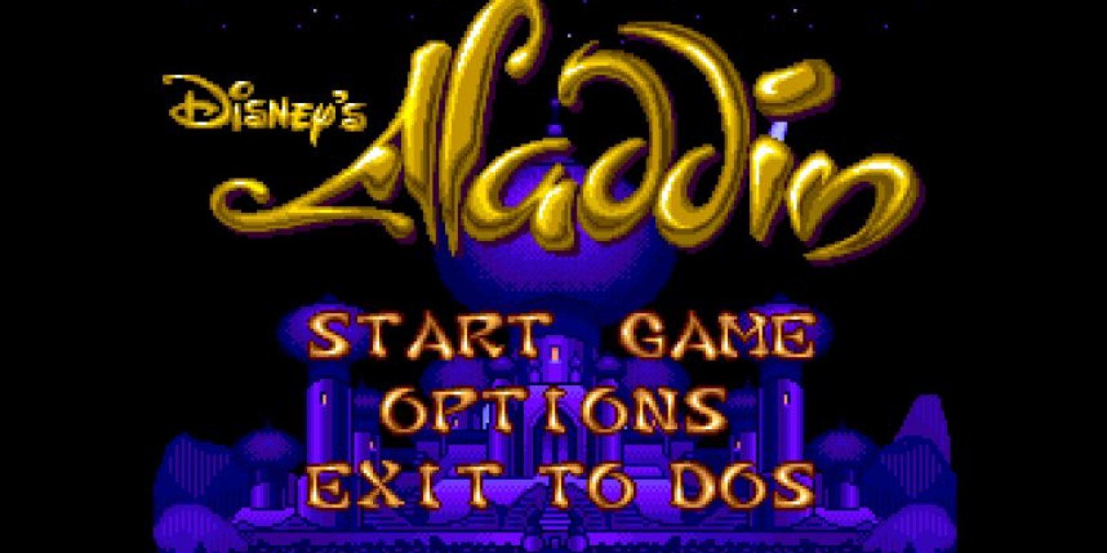 Aladdín Foto:Virgin Interactive Entertainment, Inc.