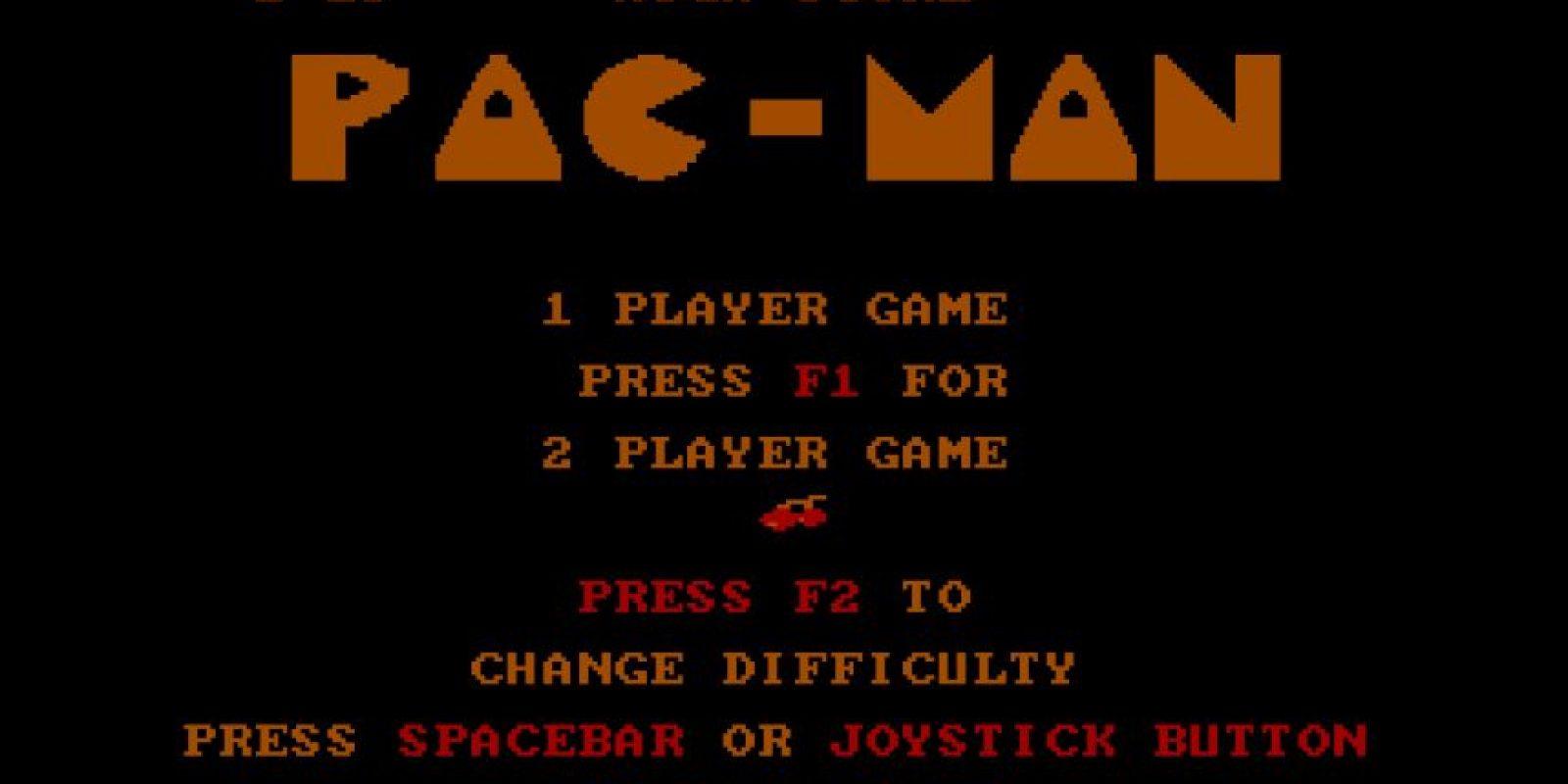 Pac Man Foto:Namco Limited