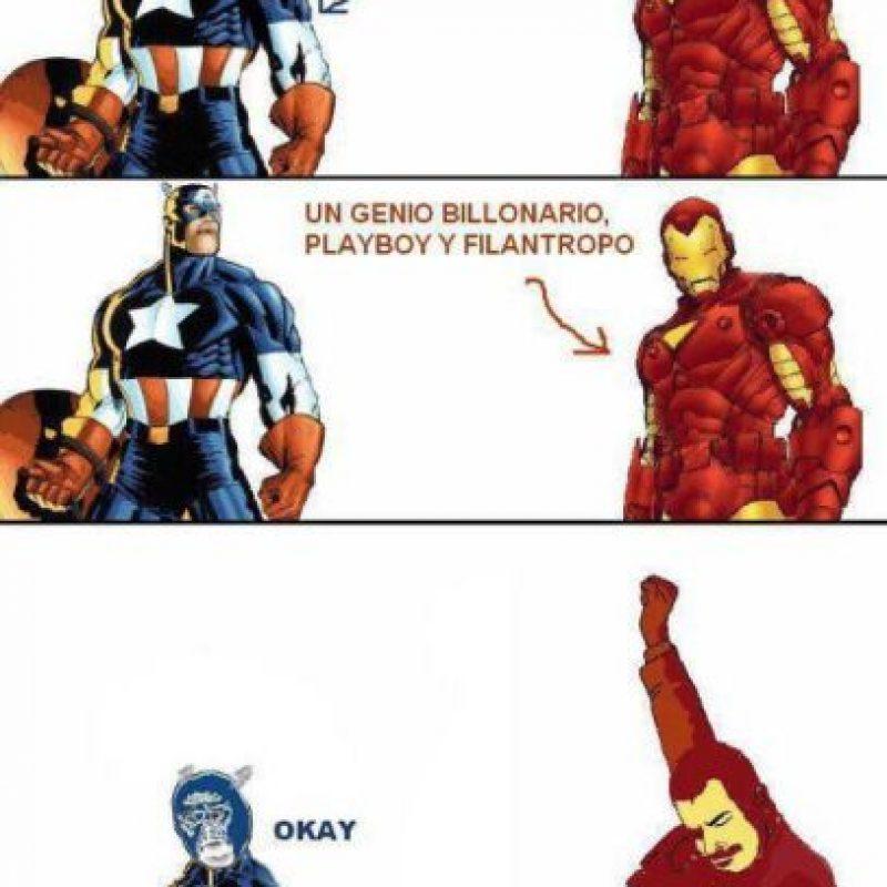 """Gana """"Tony"""". Foto:vía OkeyMeme"""