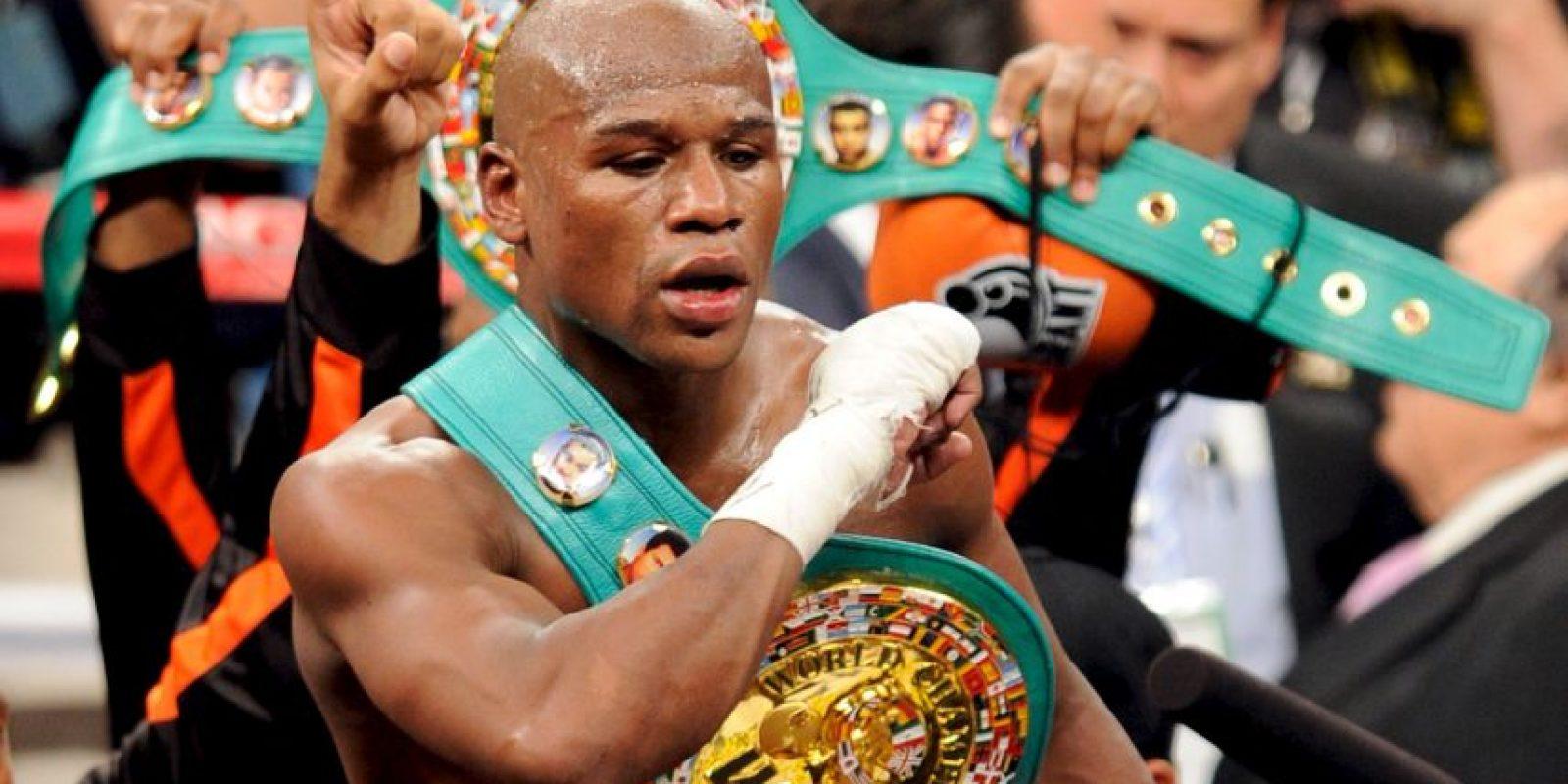 Su última pelea fue en enero de 2014, cuando enfrentó a Luis Collazo y fue noqueado por él. Foto:Getty Images