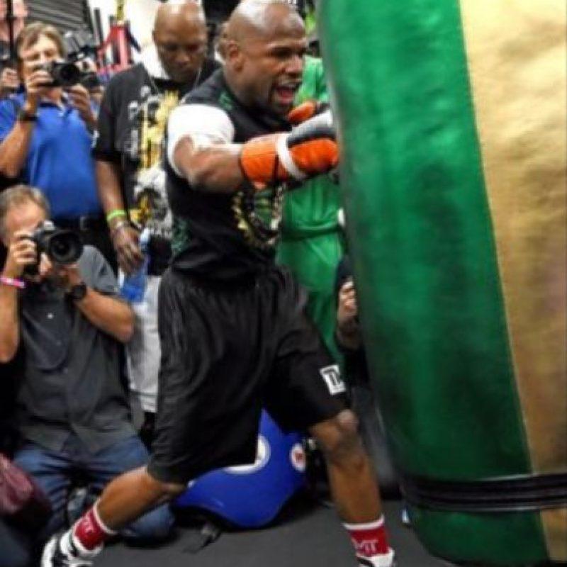 7. Floyd es de Estados Unidos Foto:Getty Images