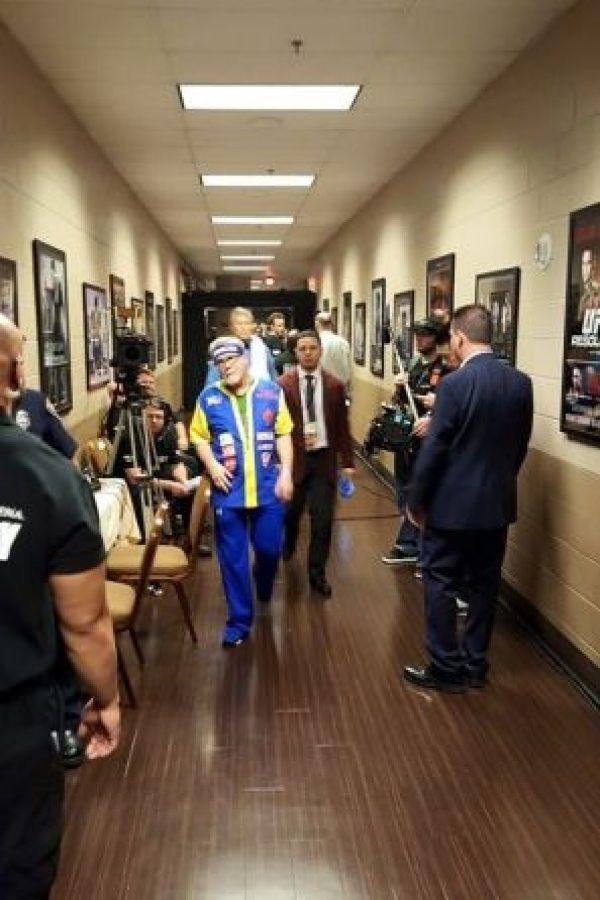 Freddie Roach, entrenador de Pacquiao. Foto:Vía facebook.com/TopRankMannyPacquiao