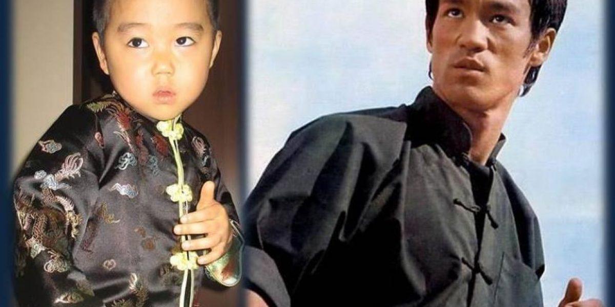 VIDEO: El mejor imitador de Bruce Lee tiene solo 5 añitos