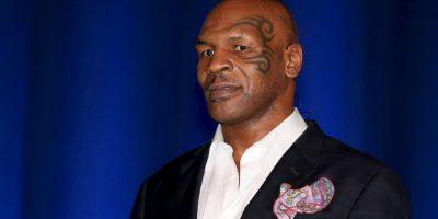 Tyson fue encarcelado de abril de 1992 a marzo de 1995 en el Centro Juvenil de Indiana, al ser encontrado culpable de violación. Foto:Getty Images