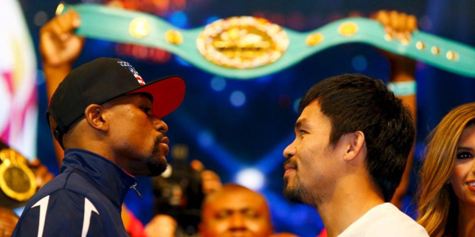 La bolsa garantizada es de 200 millones de dólares. Foto:Vía facebook.com/WBCBOXING