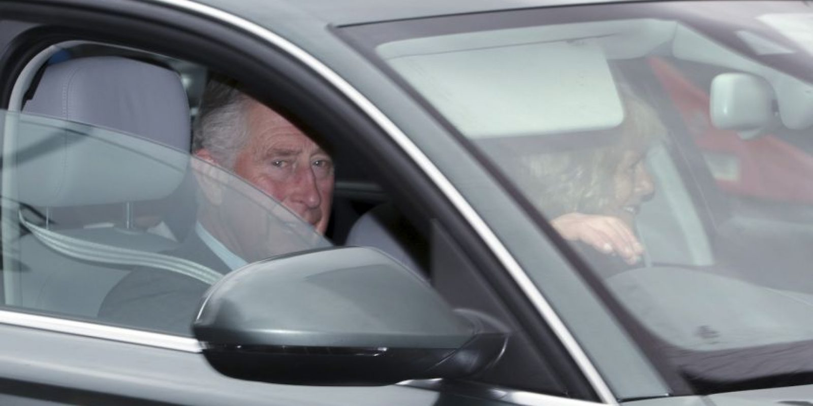 Carlos de Inglaterra, príncipe de Gales y abuelo paterno de la bebé real. Foto:AP
