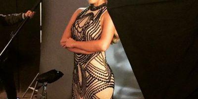 También es modelo Foto:Vía instagram.com/vanehupp